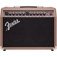 Fender Acoustasonic 40 - 40 Watt Combo Acoustic Guitar Amplifier With Dual