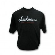Jackson® The Bloodline™ Logo T-Shirt, Black, Medium - 100% Cotton BLOWOUT
