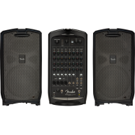 Fender Passport® Venue Series 2, , 600W Self Contained Portable PA system -