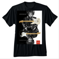 "Genuine Fender Guitars Jimi Hendrix ""ALTER YOUR ACCESS"" T-Shirt - SMALL"