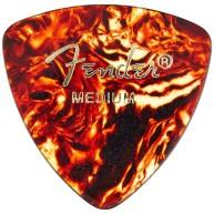 Fender 346 Classic Premium Celluloid Guitar Picks-Tortoise Shell-Medium 72-