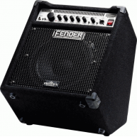 Fender Bassman 100 Solid State Bass Tilt Back Combo Amplifier - Warrantied