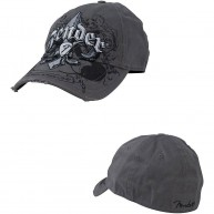 Genuine Fender Fleur De Funk Stretch Cap Ballcap Hat Small-Medium S/M#91060