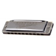 Fender® Midnight Special Diatonic 10 Hole Harmonica by Seydel in Key of A