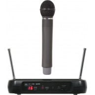 Galaxy Audio ECM Handheld Wireless Microphone System with Receiver L ECMR/H