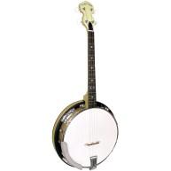 Gold Tone Model CC-Irish Tenor Cripple Creek Tenor Banjo (Four String, Mapl
