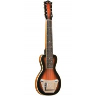 Gold Tone Model LS-8 - Hawaiian Style Electric 8 String Lap Steel Guitar -