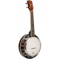Gold Tone Banjolele DLX Deluxe Closed Back Maple Resonator Banjo Ukulele