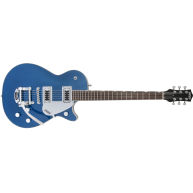 Gretsch G5230T Electromatic Jet FT Electric Guitar w/Bigsby Aleutian Blue -
