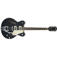 Gretsch G5622T Electromatic CB Double Cut Electric Guitar in Black with Big