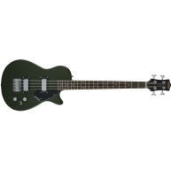 Gretsch Junior Jet II 4-String Electric Bass Guitar in Torino Green Finish