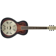 Gretsch G9241 Alligator Round Neck Resonator Acoustic Electric Guitar  - DE