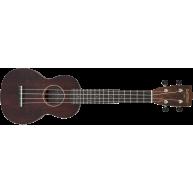 Gretsch G9100-L Long Neck Soprano Size Standard Mahogany Ukulele with Gig B