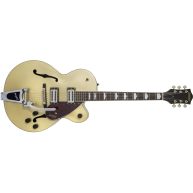 Gretsch G2420T Streamliner Hollow Body Electric Guitar with Bigsby, Golddus
