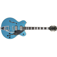 Gretsch G2622T Streamliner Riviera Blue Electric Guitar with Bigsby - Demo