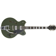 Gretsch G2622T Streamliner Double Cutaway Guitar with Bigsby Torino Green