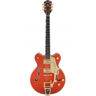 Gretsch G6620TFM PLAYERS EDITION NASHVILLE CENTER BLOCK W/BIGSBY & FLAME MA