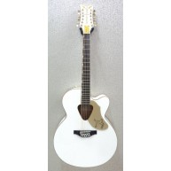 Gretsch G5022CWFE-12 White Falcon 12 String Acoustic Electric Guitar - #MF4
