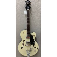 Gretsch G6118T-LIV Players Edition Anniversary Guitar with String-Thru Bigs