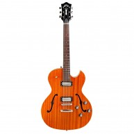 Guild Starfire II ST NM Electric Guitar in NATURAL Mahogany Finish - Blem #