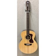 Guild F1512E Jumbo 12-String Solid Acoustic Electric Guitar Bstock #B301