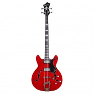 Hagstrom Viking Bass Semi-Hollow Electric Guitar Wild Cherry VIKB-WCT-U