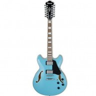 Ibanez Artcore AS7312 MTB 12 String Semi Hollow Mint Blue Electric Guitar