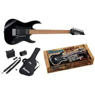 Ibanez IJRX20Z Electric Guitar Jumpstart Pack with Amplifier, Bag and More,
