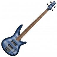 Ibanez SR300ENPM SR 4 String Electric Bass Guitar Navy Planet Matte Finish