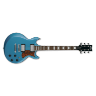 Ibanez Model AX120MLB Metallic Light Blue AX Series Electric Guitar NEW for