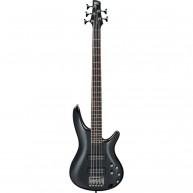 Ibanez Model SR305EIPT 5 String SR Series Electric Bass Guitar - Iron Pewte