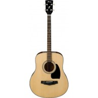 Ibanez PFT2NT Performance Acoustic Mini Dreadnought Shaped 4-String Tenor G