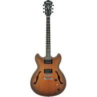 Ibanez Artcore AS53TF Semi Hollow Electric Guitar Tobacco Flat Electric Gui
