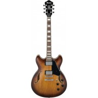 Ibanez Artcore AS73TBC Semi-Hollow Jazz Style Tobacco Brown Electric Guitar