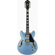 Ibanez AS83STE Artcore Expressionist Semi Hollow Electric Guitar Steel Blue