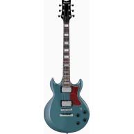 Ibanez AX120BEM Standard AX 6 String Baltic Blue Metallic Electric Guitar