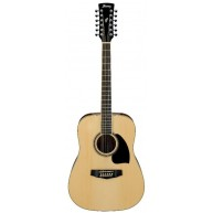 Ibanez PF1512NT Performance Series Dreadnought Body 12-String Acoustic Guit