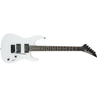 Jackson JS Series Dinky™ JS12, Amaranth Fingerboard, Snow White- DEMO