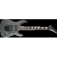 Jackson JS Series JS32Q Arch Top Dinky Double Cutaway Electric Guitar - Dem