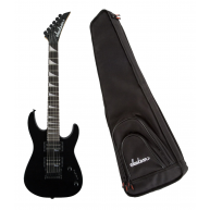 Jackson Dinky Minion JS1X, Amaranth Fingerboard Electric Guitar Black with