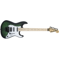 Jackson X Series Signature Adrian Smith (Iron Maiden) SDXQ,  Guitar-Green-