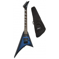 Jackson RR Minion JS1X Rhoads Mini Electric Guitar Metallic Blue Burst with