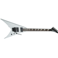 Jackson KVX SW X Series Snow White Kerry King V Electric Guitar with Floyd