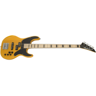 Jackson X Series Concert™ Bass CBXNTM IV, Maple Fingerboard, Butterscotch -