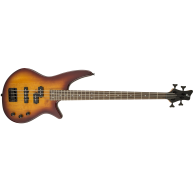 Jackson JS Series Spectra JS2 4-String Electric Bass Guitar in Tobacco Bur