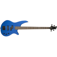 Jackson JS Series Spectra JS2 4-String Electric Bass Guitar in Metallic Blu