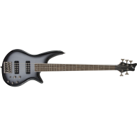 Jackson JS Spectra JS3V 5-String Electric Bass Guitar Gloss Silverburst
