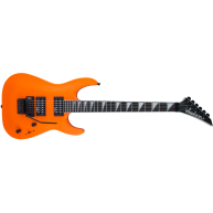Jackson JS32 Dinky DKA Electric Guitar Neon Orange Finish with Floyd Rose