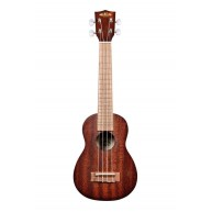 Kala Model KA-15SLNG Soprano Size Long Neck Mahogany Ukulele - Authorized D