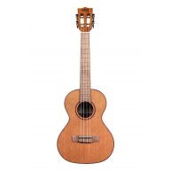 Kala Model KA-ATP-CTG Tenor Size Solid Cedar Top, Acacia Body Gloss Ukulele